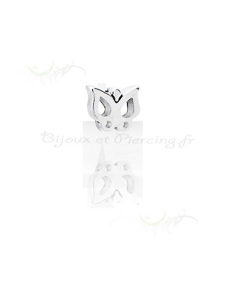 Accessoires piercing - papillon