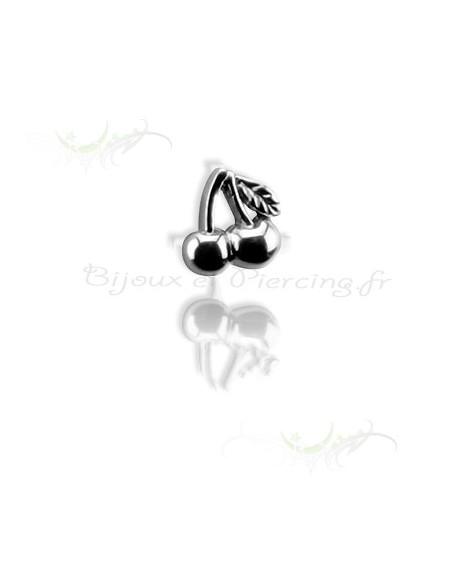 Piercing accessoires cerises