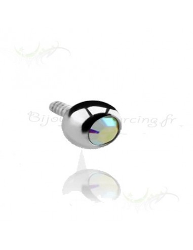Jeweled Ball pour Internally Threaded Pin