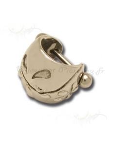 Piercing micro barbell élégant