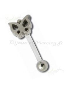 Piercing pour arcade bioflex confortable