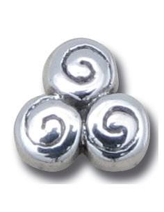 Accessoire celtique pour tige de 1.2 mm