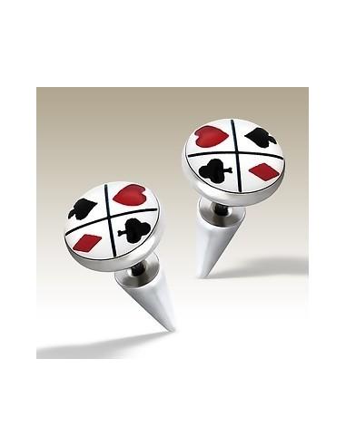 Faux Plug jeu de cartes et spkike