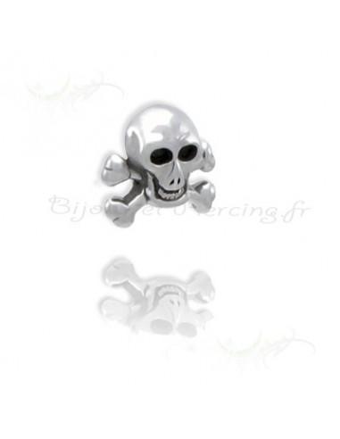 Piercing  (collection Accessoire) - Tête de mort