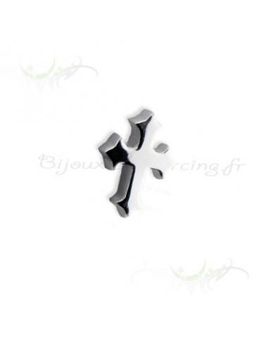Piercing Accessoires Croix
