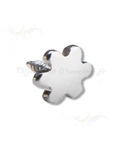 Accessoire piercing étoile
