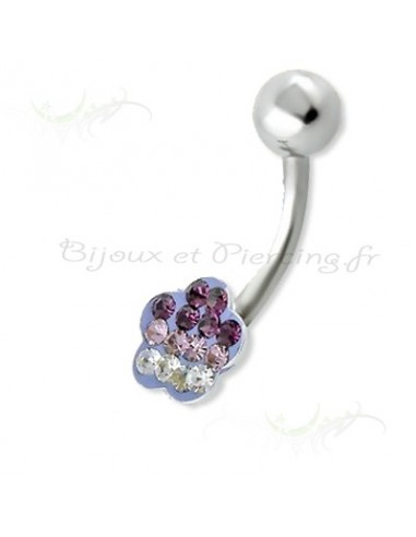 Piercing cristal sexy et glamour