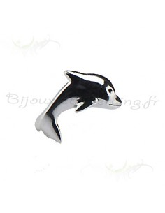 Accessoire bijou-piercing dauphin
