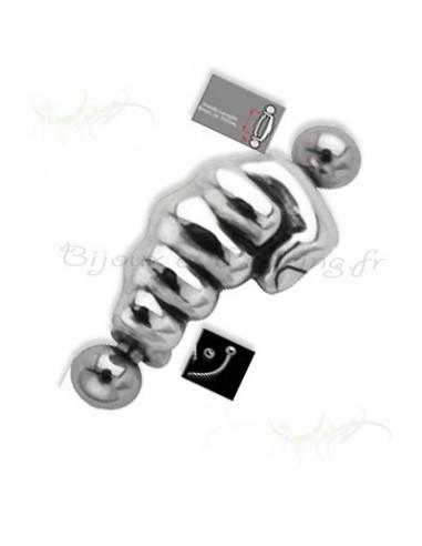 piercing arcade forme de main