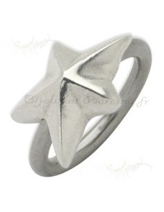 Anneaux étoile - piercing
