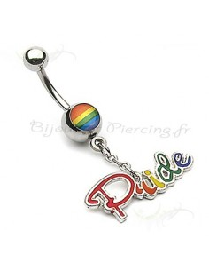 Piercing gay pride