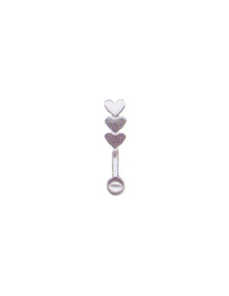 piercing arcade coeur dans un acier de qualité