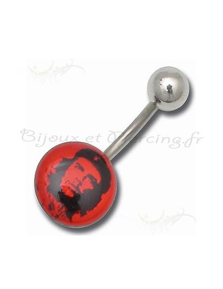 Bijou nombril Che Guevara