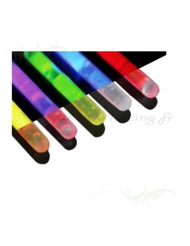 Stick pour piercing fluorescent de nombril
