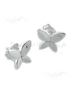 Bijoux en argent papillon original