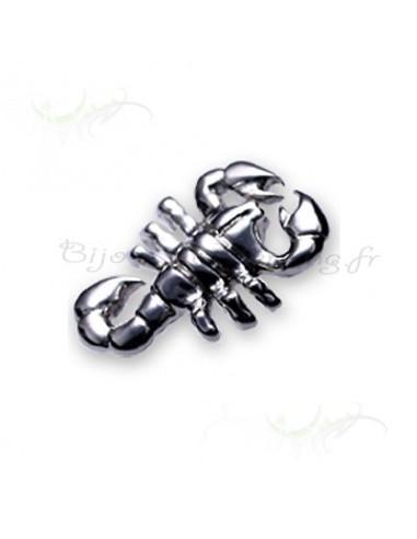 Scorpion pour accesoire de piercing