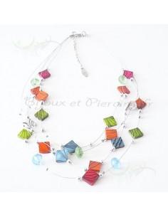 collier fantaisie design de Bonbon