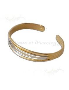 Bracelet Ethnique Marron cuivré