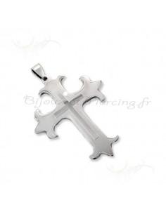 Pendentif croix pour homme