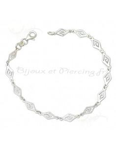 Bracelet de style argent grec