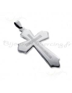 Bijou pendentif magnifique croix