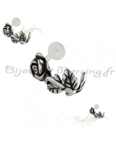 piercings micro tragus fleur de sable