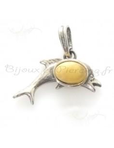 Bijoux pendentifs dauphin des mers
