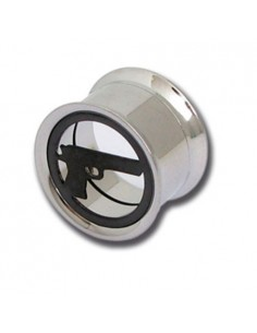 Tunnel acier gun - pistolet