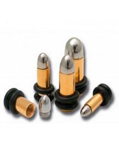 Piercing plug balle de révolver