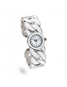 Montre bracelet acier vintage