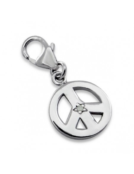 Charms peace and love