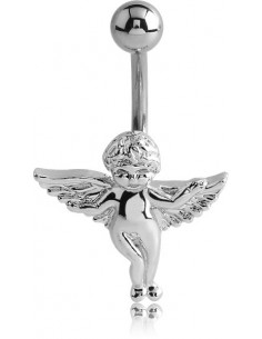 Piercing nombril - un ange passe