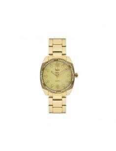 Montre femme bracelet doré