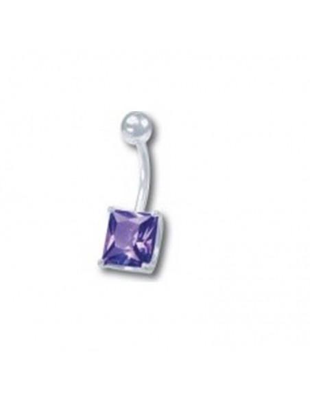 Un superbe bijoux piercing pour avoir un nombril a tendance mode.
