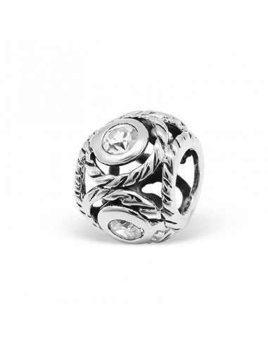 Charms perle pour bracelet de 3 mm