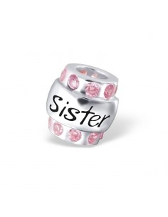 charms pendentif sister