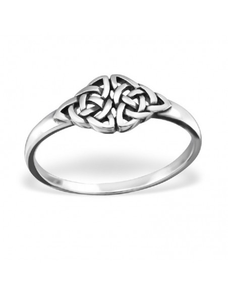 Bague argent celtique - jolie anneau