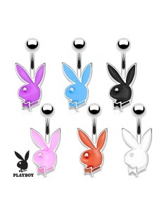Piercing nombril playboy
