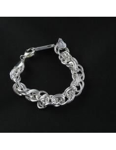 Bracelet Argent maille...