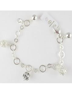 Bracelet breloque bling bling