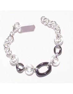 Bracelet aux formes ovales