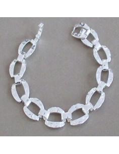 Bracelet en Plaqué Argent...