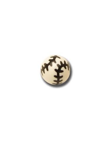 accessoire bille acrylique baseball pour tige de 1.6 mm