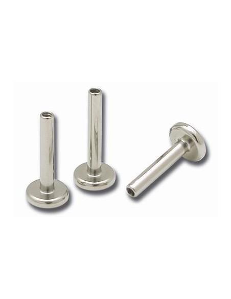 Accessoire de piercing labret seul