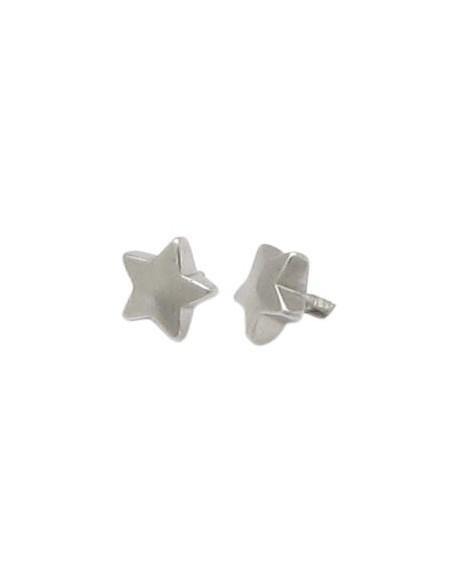 Accessoire piercing étoile barre de 1.2 mm